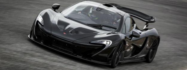 McLaren P1-Самые дорогие машины в мире