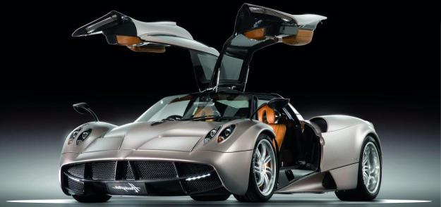 Pagani Huayra Самые дорогие машины в мире