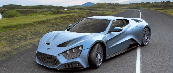 Zenvo самые крутые авто