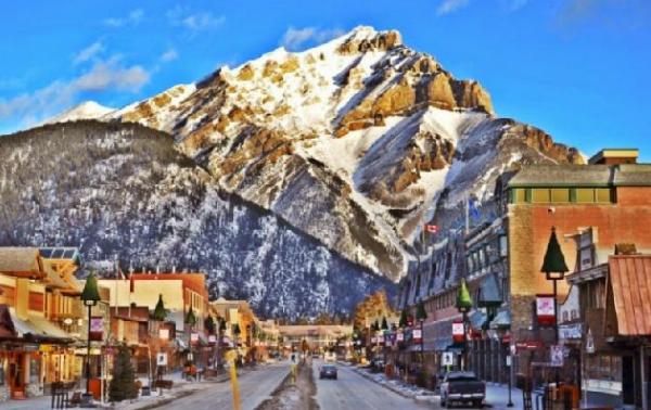 Калгари, Канада самый чистый город