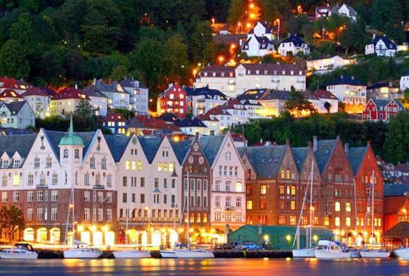 Осло,Норвегия