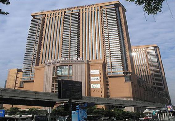 Самые большие здания берджая таймс сквер