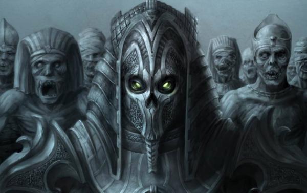 Самые страшные и кровожадные боги