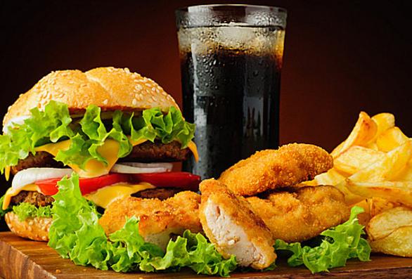 Интересные факты о еде фаст-фуд