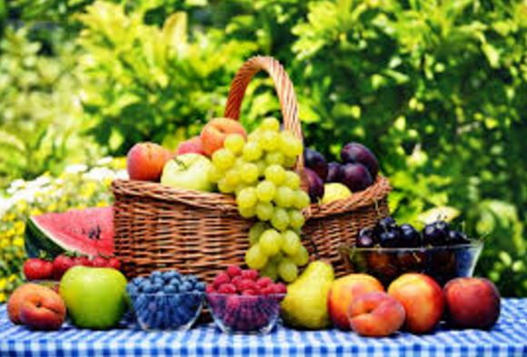 Интересные факты о еде фрукты