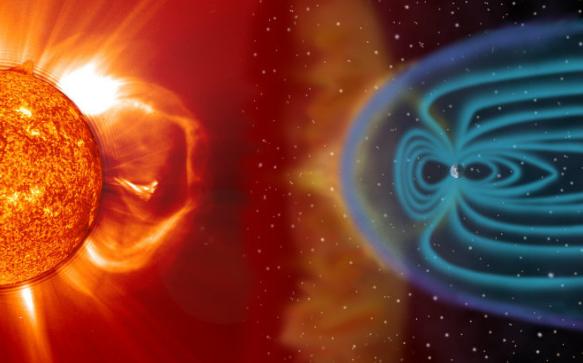 Космические мифы и реальность солнце