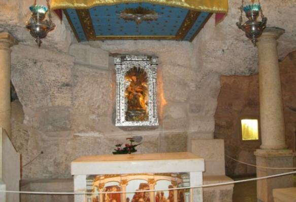 необычные реликвии молоко Девы Марии
