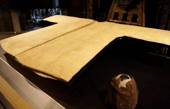необычные реликвии Плащ пророка Мухаммеда