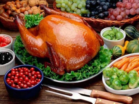 десять ужасных фактов о еде