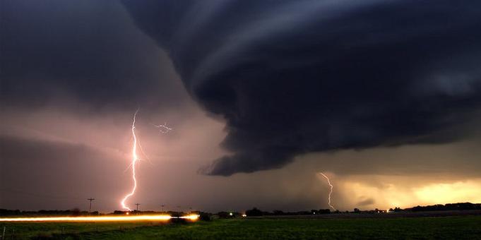 Интересные факты о торнадо