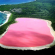 Уникальное явление – розовое озеро