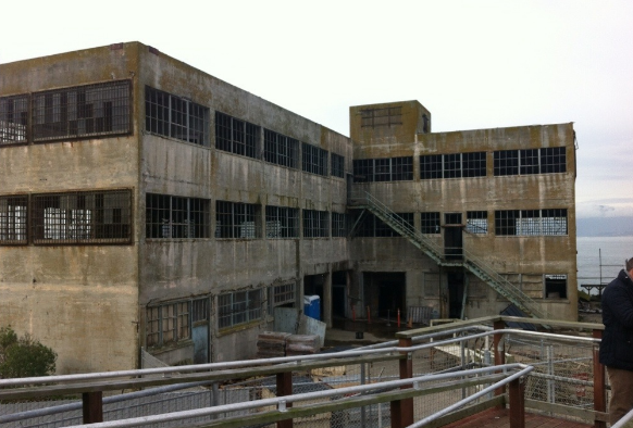 Алькатрас тюрьма