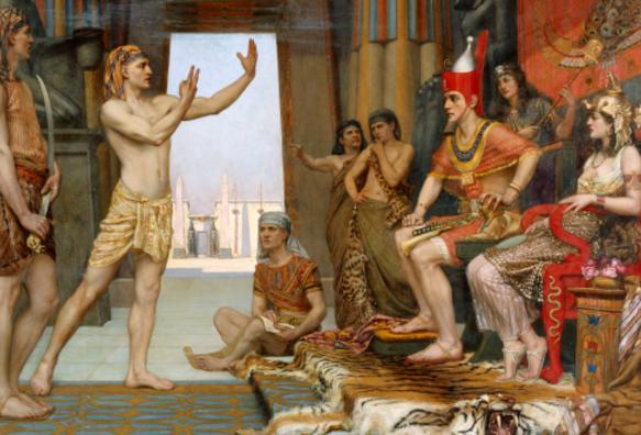 Секс в жизни фараонов египта