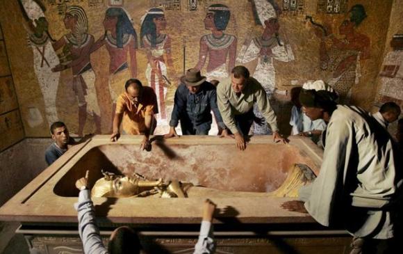 древний Египет погребальные традиции