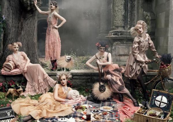 История моды интересные факты