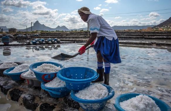 морская соль полезные свойства