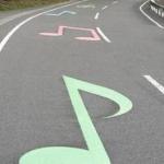 Музыкальные или поющие дороги