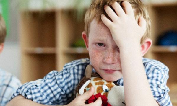 психических характер детей
