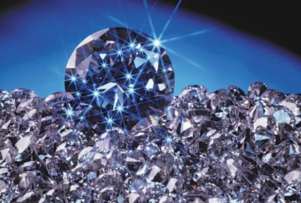 интересные факты о бриллиантах