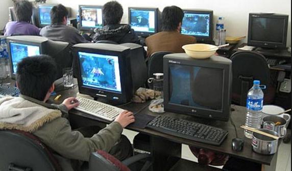 китайские тюрьмы