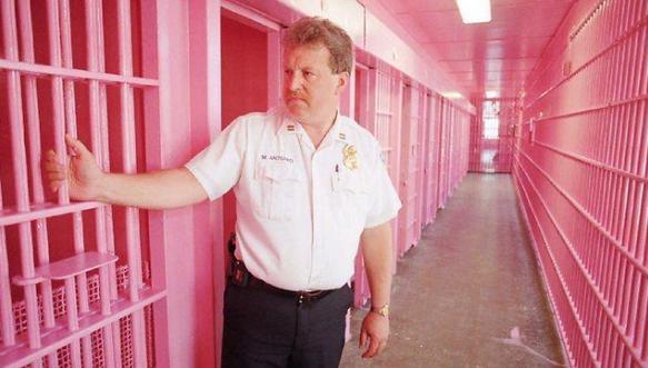 розовая тюрьма в США
