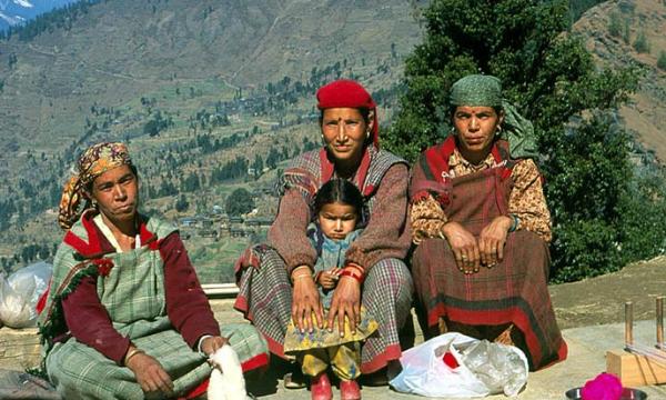 Гималайские жители