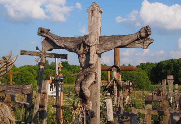 Гора Крестов под Шауляем