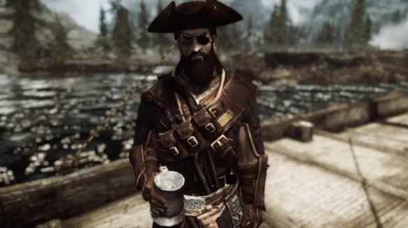 пиратская повязка