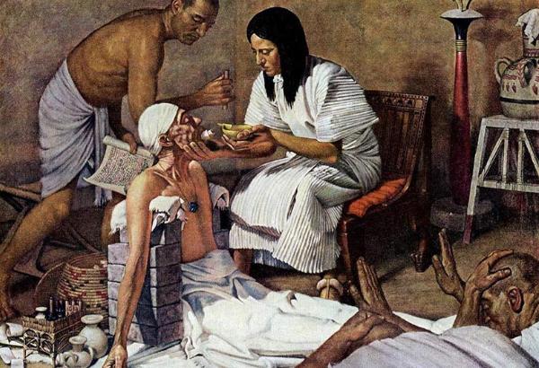 древний наркоз
