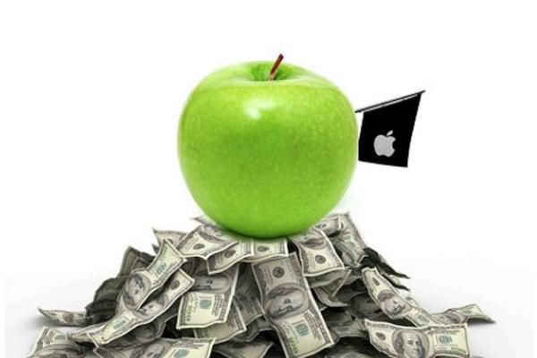 доходы Apple
