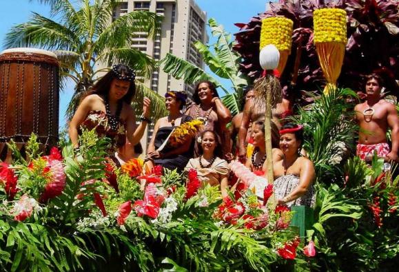 Гавайи население