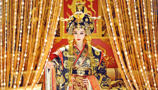 императрица Ву Цзетянь