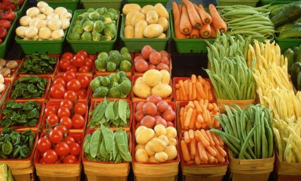 интересные факты о еде овощи