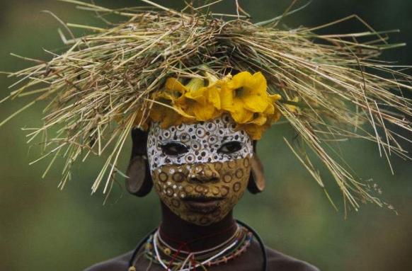 Интересные факты об Африке народы