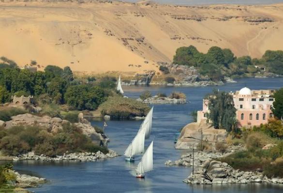Интересные факты об Африке река Нил