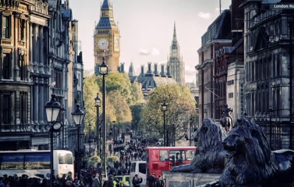 Лондон родина Шекспира