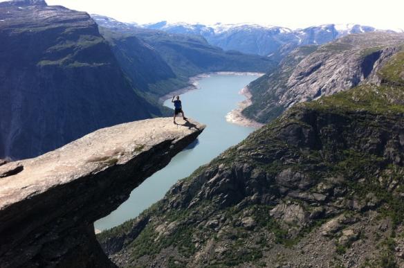 Норвегия факты