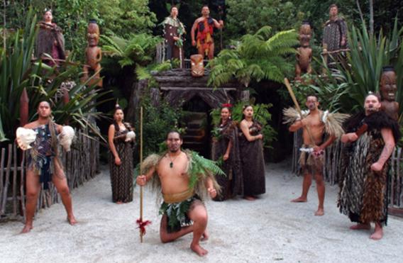 Новая Зеландия маори