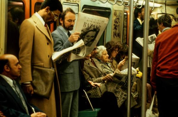 о Нью-Йоркском метрополитене