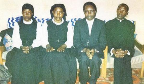основатели секты в Уганде