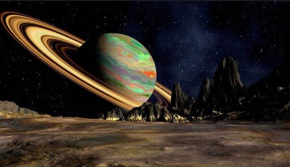 Планета Сатурн история