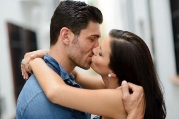 Поцелуи полезны