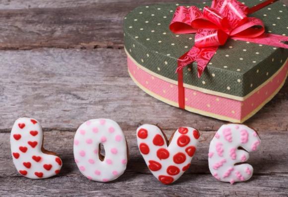подарки в день св. Валентина