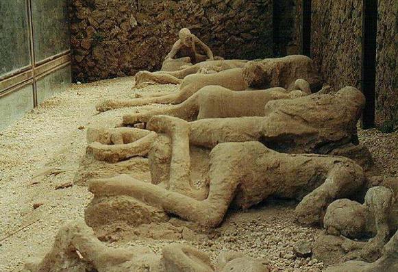 самые интересные места в Италии Помпеи