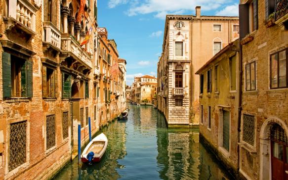 самые интересные места в Италии Венеция