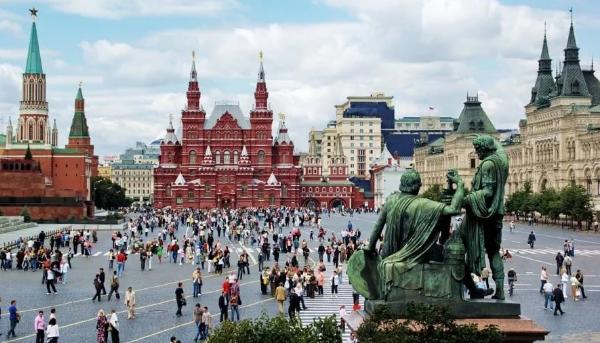 Удивительные факты о России