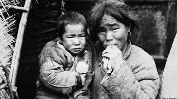 великий голод в китае