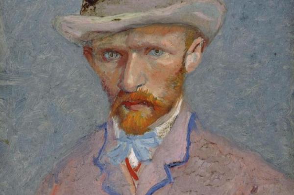 Винсент Ван Гог автопортрет