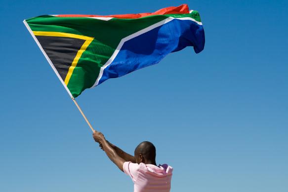 Южная Африка флаг
