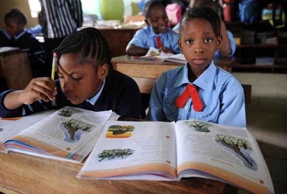 Южная Африка образование